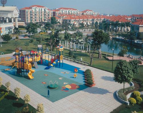 卢湾区城市花园幼儿园