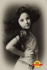 童趣仙黛瑞拉摄影