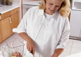 哺乳期的妈妈应该禁忌生冷食物