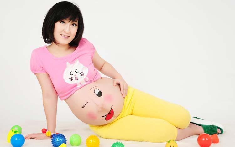 孕妇照片欣赏3