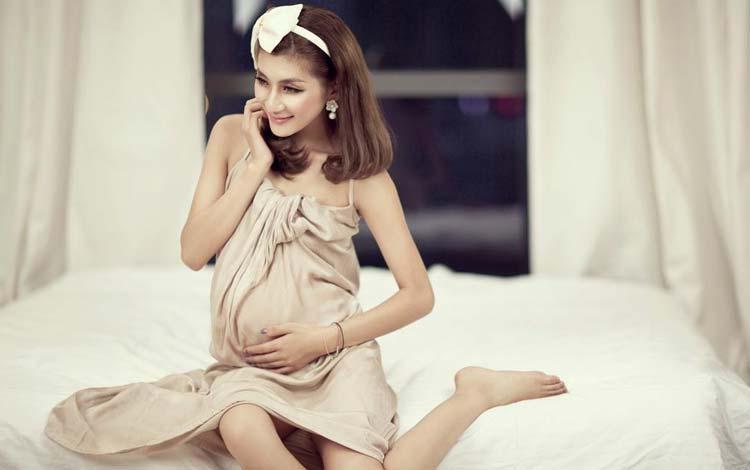 孕妇照片欣赏4