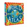 世界地图:跟爸爸一起去旅行