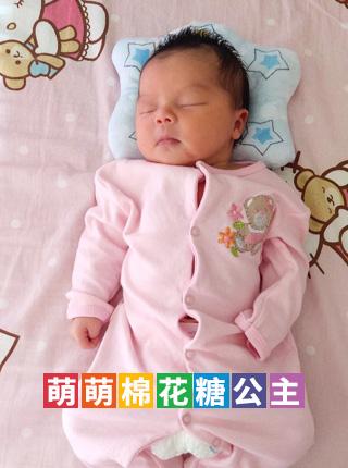 棉花糖出生的第五天,从医