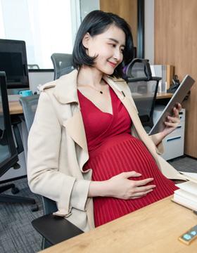 如何应对孕期职场压力