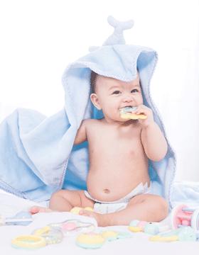宝宝智力发育的关键时期