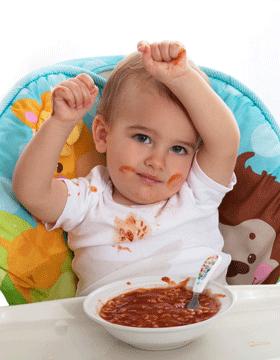 宝宝食物过敏怎么办?
