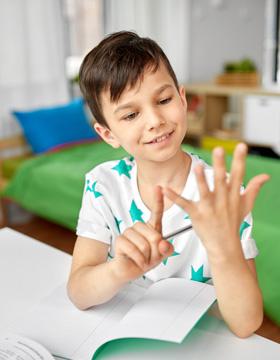 七个生活小细节可以陪养孩子学习数学