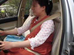 孕妇安全乘坐