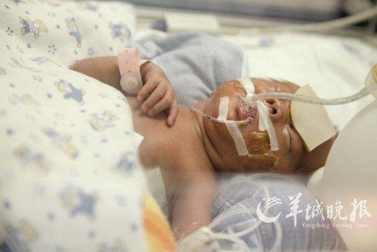 肝癌母亲将去世 还未见过新生儿