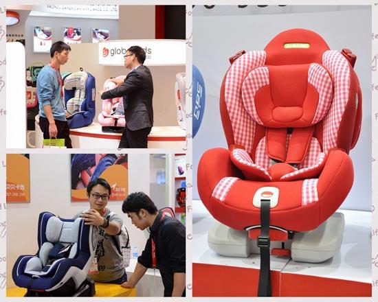 2016年汽车用儿童安全座椅展览会(中国婴童展展中展)